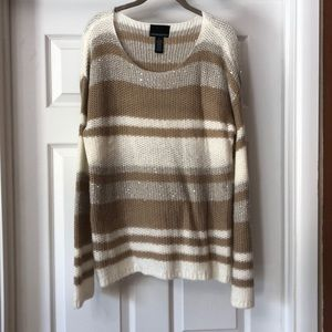 Cynthia Rowley Sweater, Size XL, Like New